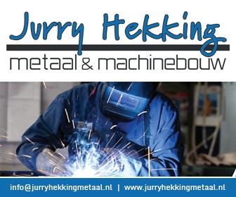 Jurry Hekking Metaal