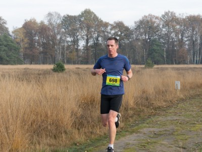 Schalmloop 24 nov. 2019 in Boetele